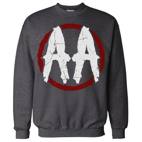 AA Crewneck Sweatshirt - Asking Alexandria Official Store - 1