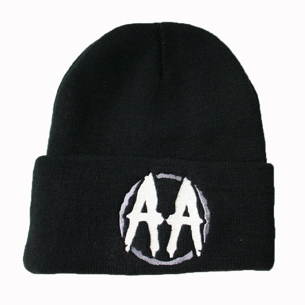 Circle Logo Beanie - Asking Alexandria Official Store