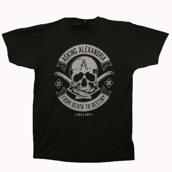 Butcher Tour T-shirt - Asking Alexandria Official Store - 1