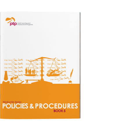 Workwrite Book 5: Policies & Procedures, 2nd edition