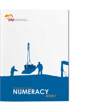 Workwrite Book 7: Numeracy, 2nd edition