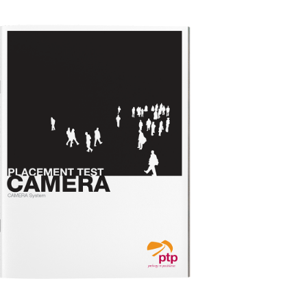 CAMERA Placement Test Booklet