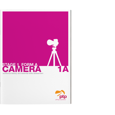 CAMERA STAGE 1A Test Booklet