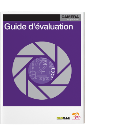 CAMERA en français-Guide d'évaluation