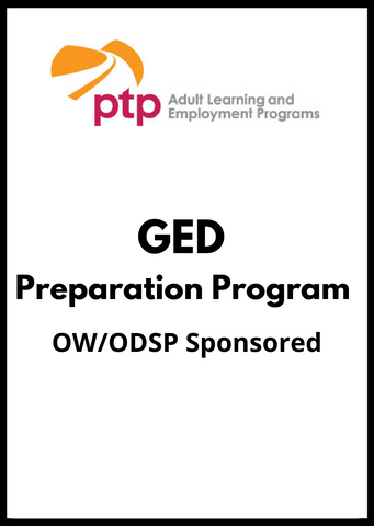 GED Preparation Program