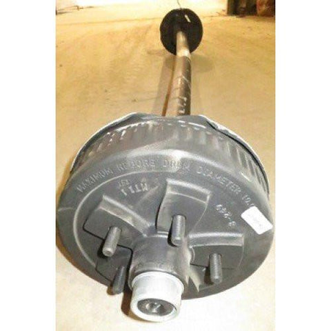 Dexter 3.5K Axle - Electric Brakes - 73x58