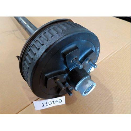Dexter 3.5K Axle Electric Brake, 89x74 3.5K Axle Dexter