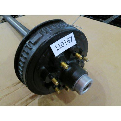 Dexter 7K Axle - Electric Brakes - 73x58