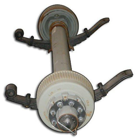 Dexter 10K Axle - Electric Brakes - 74x46