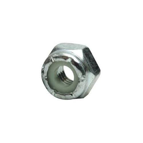 "Nut for Mounting Screw Arm. Plate 1/4"" Suspension Nuts Dexter"