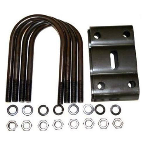 "U-Bolt Kit 5"" Round for 12-16K U-Bolt Kit PJ Trailers"