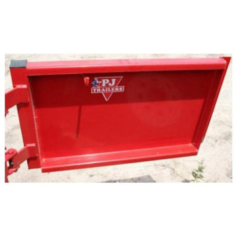 Door Assembly for 5' Single Axle Dump Trailer - LH