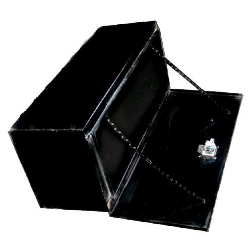 "Toolbox Assembly - Side Mount 45""x18"" Side Mount Toolbox PJ Trailers"