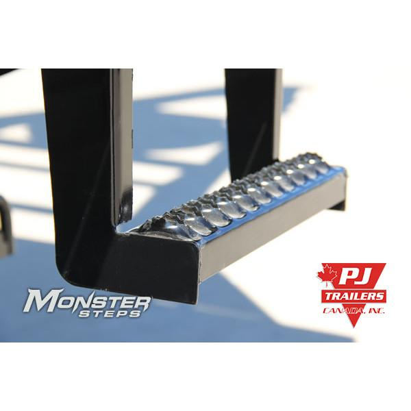 "Monster Step 12.5"" Steps PJ Trailers"