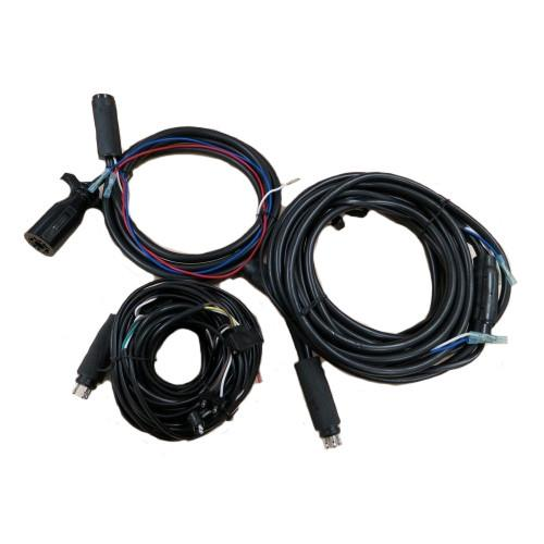 harness for ht20 complete wiring harness pj trailers