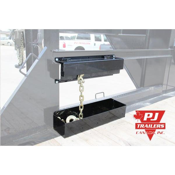 Chain Rack / Tray Safety Chain PJ Trailers