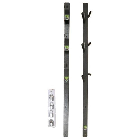Trimmer Rack, 3 Place Locking