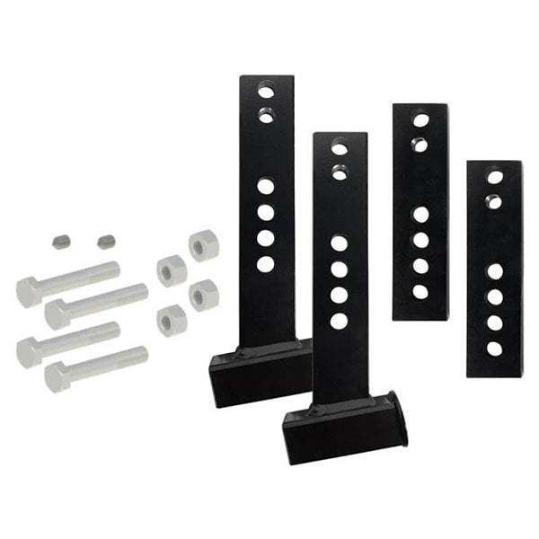 EXTENDED WD Brackets, 3/4/5/6 (2 inside & 2 outside w/hardware)