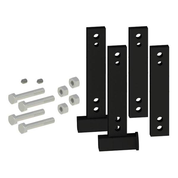 "WD Bracket set 7""-8"" (2 inside & 2 outside w/hardware)"