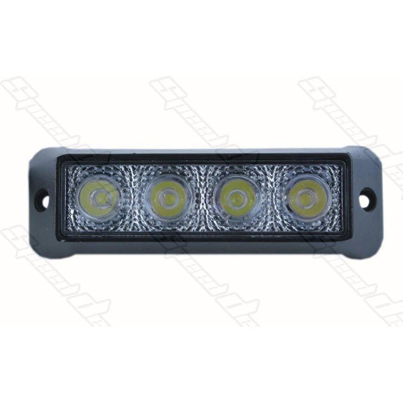 412 Flush Mount Utility Light Work / Driving Lights Speed Demon Lights