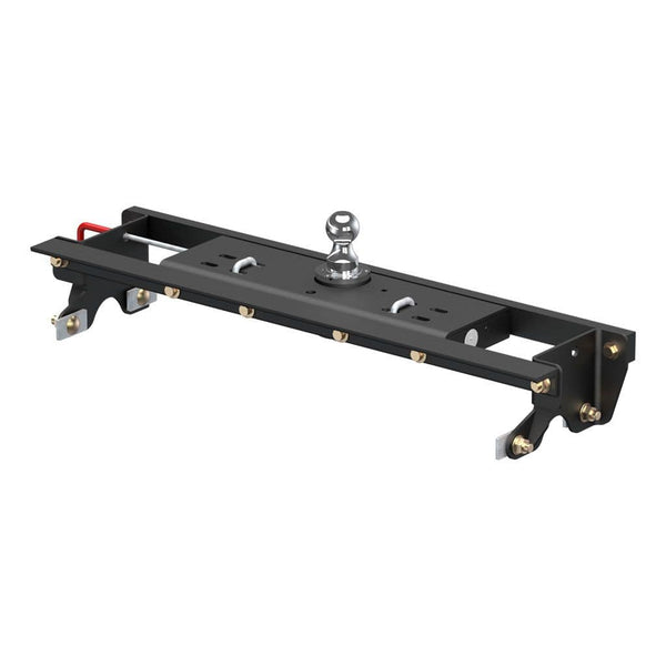 Double Lock Gooseneck Hitch Kit with Brackets, Select Ford F-150
