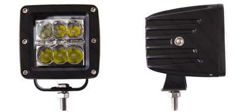 6 Pack Driving Light (x1) Work / Driving Lights Speed Demon Lights