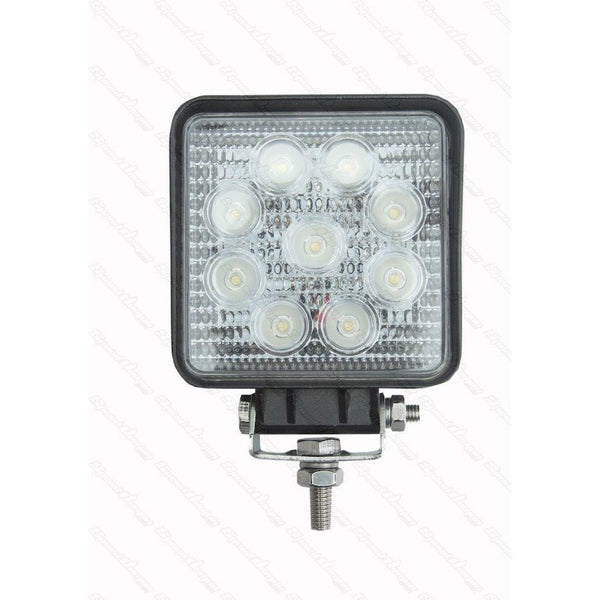 927S Square Work Light Work / Driving Lights Speed Demon Lights