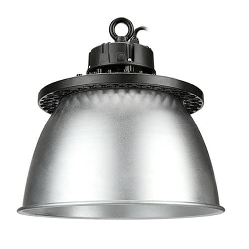 Aluminum cover for 150/240W UFO high bay light