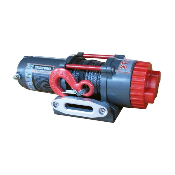 2,500 lbs Capacity 12-Volt Electric Winch Winch Warrior