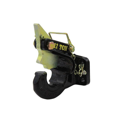 12 TON Flat Mount Pintle