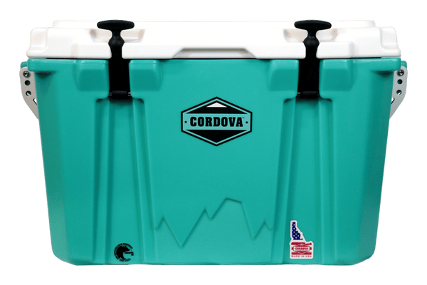 Adventurer 45 lts/42 cans, Aqua Cooler