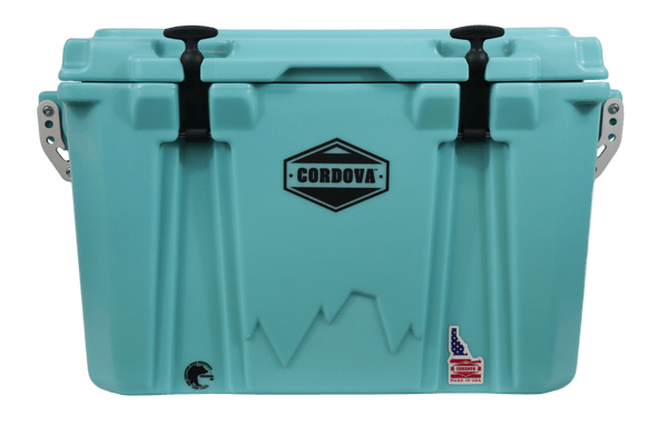Adventurer 45 lts/42 cans, Beach Blue Cooler