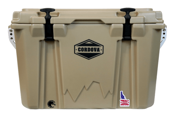 Adventurer 45 lts/42 cans, Sand Cooler