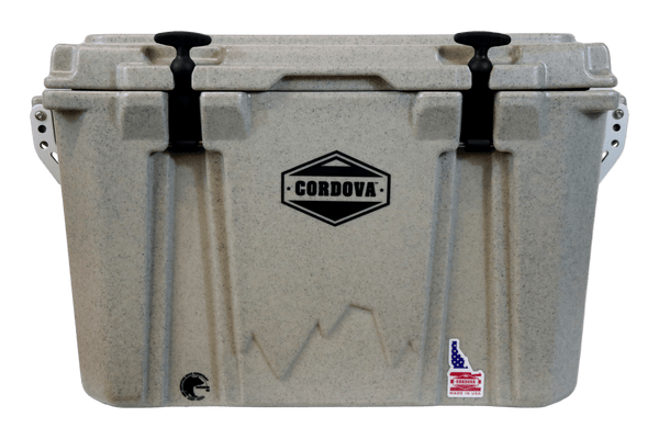Adventurer 45 lts/42 cans, Sandstone Granite Cooler