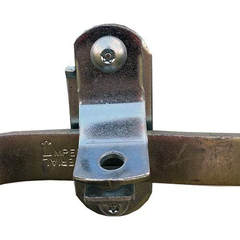 Ramp Door Latch