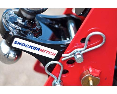 "2-1/2"" Receiver Air Shocker Pkg. - 12K for 2015 & Newer GM only Receiver Shocker Hitch"
