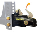 Trailer Ball Hitch - 14K