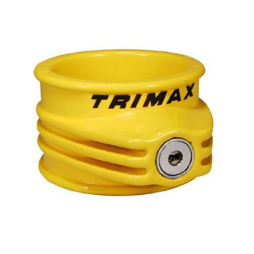 Trimax TFW55 Ultra Tough 5th Wheel Trailer Lock Receiver Lock Trimax
