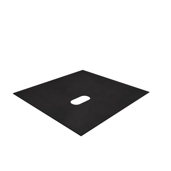 "Anti-Slip Kit for Ultimate 5th Wheel Connection (41 ½"" x 37 ½"" Rubber Mat)"