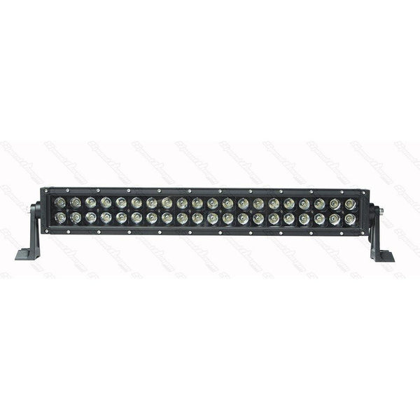 "20"" Dual Row Light Bar - DRC20 Black Ops - 120W LED Light Bar Speed Demon Lights"