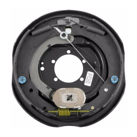 "Dexter 7K Electric Trailer Brake Assembly - 12"" - Left Hand - Nev-R-Adjust Electric Brakes Dexter"