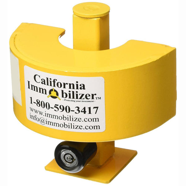 California Immobilizer Universal Coupler Lock Coupler Lock California Immobilizer