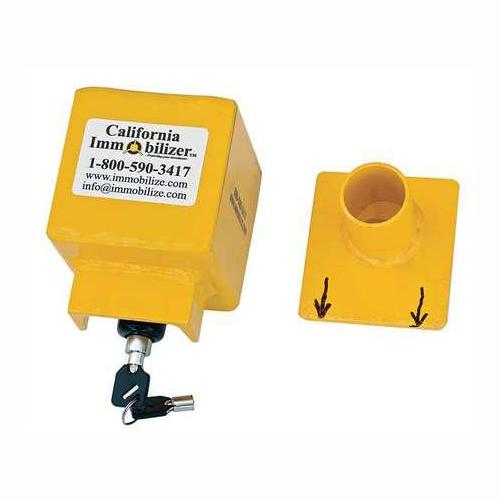 California Immobilizer King Pin Lock for Bulldog couplers