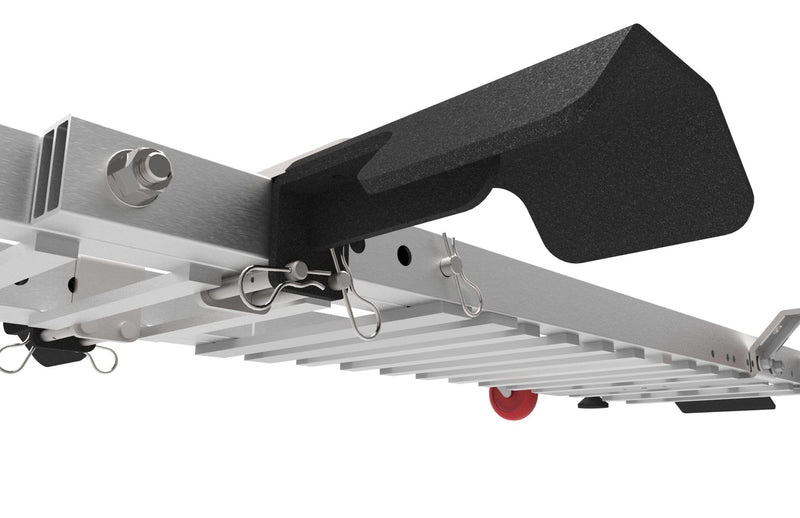 Height Assist Footrest for Garage Dolly
