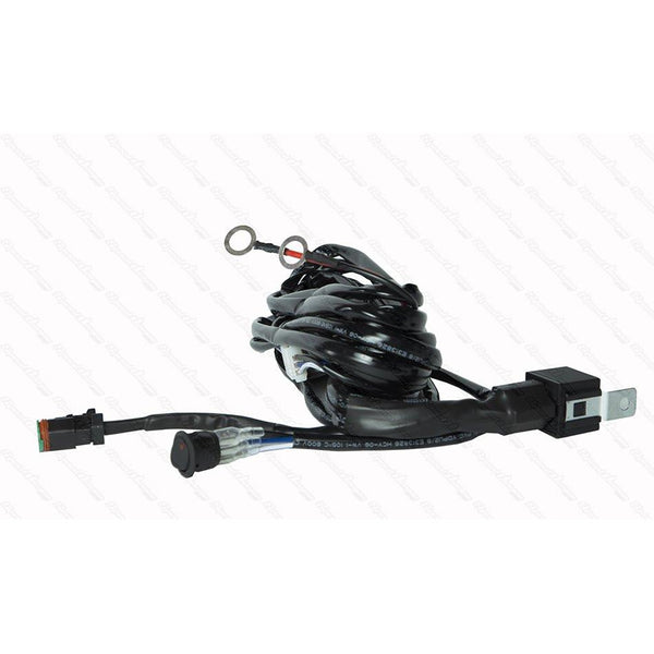 1 Light Universal Wiring Harness & Switch Kit #H1 Speed Demon Accessories Speed Demon Lights