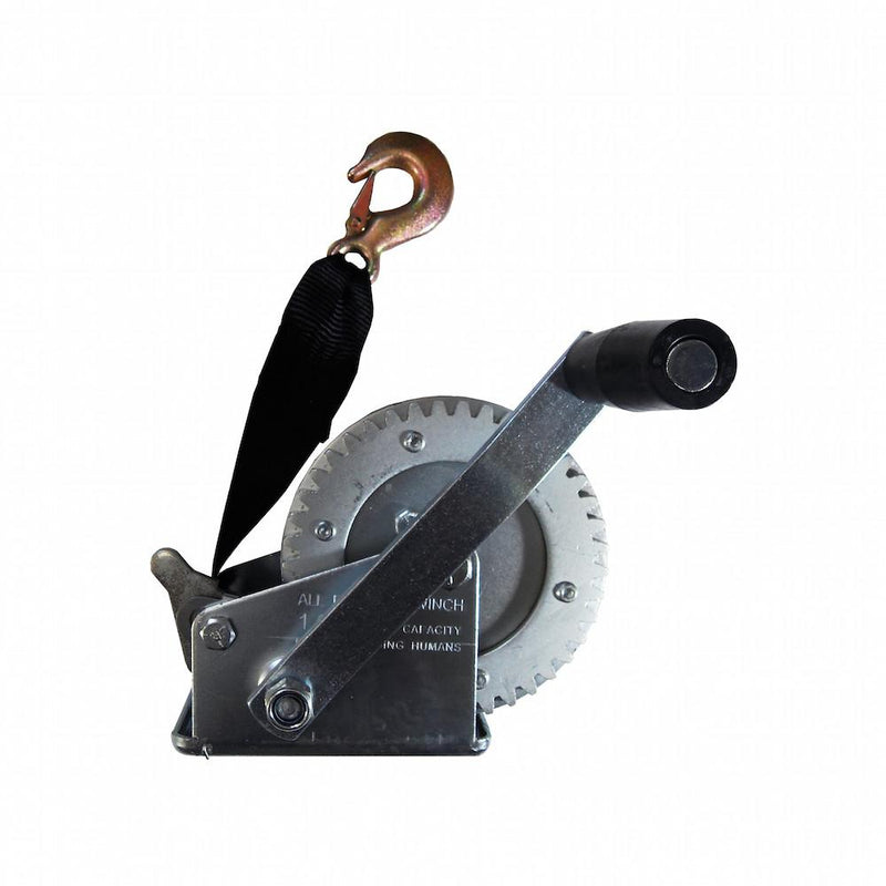 Hand Winch - 1K Hand Winch Ironworks Industries