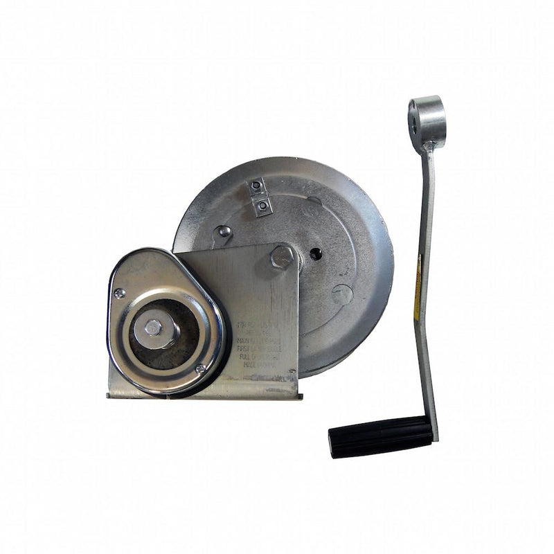 Hand Winch with Brake - 1.5K Hand Winch Ironworks Industries