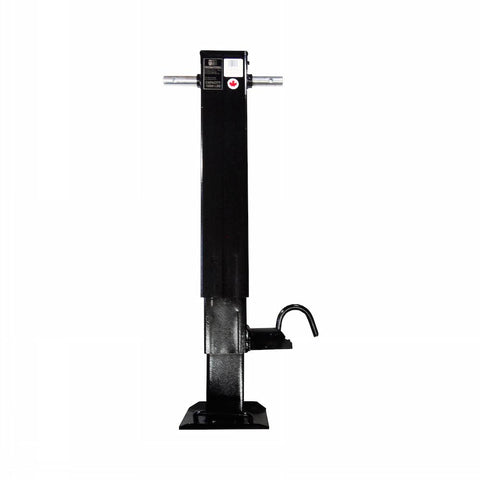 Drop Leg Side Wind, Spring Loaded, Side Pin Jack - 15K