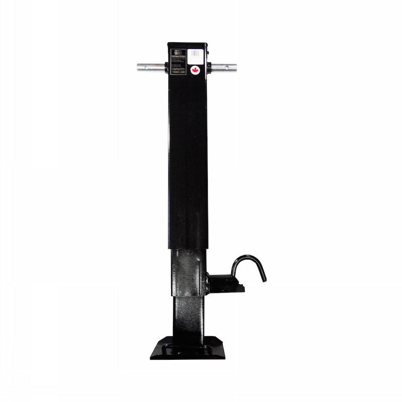 Drop Leg Side Wind, Side Pin Jack - 15K Drop Leg Jack Ironworks Industries