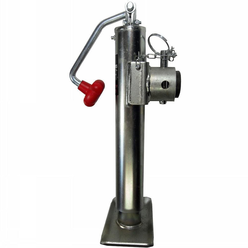 Top Wind Pipe Mount Jack - 5K Pipe Mount Jack Ironworks Industries